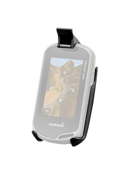 RAM Mounts Gerätehalteschale für Garmin Oregon Serie (ohne Schutzhüllen) - Diamond-Anbindung (Trapez