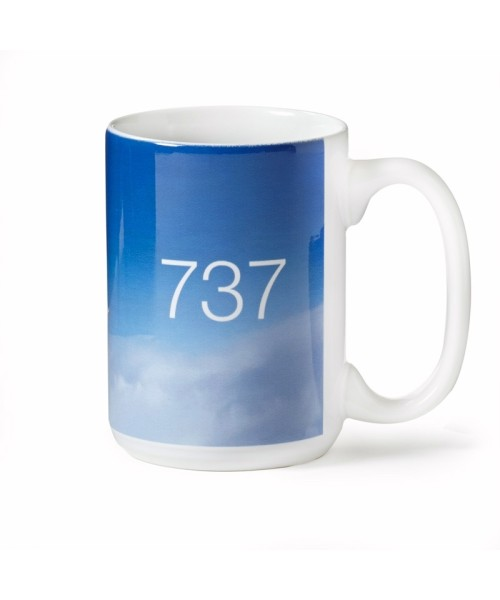 Boeing 737 Sky Kaffeetasse