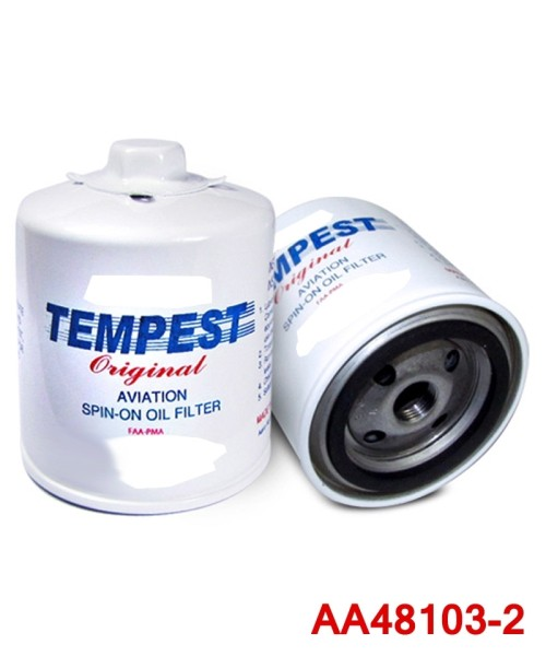Tempest Oil Filter AA48103-2