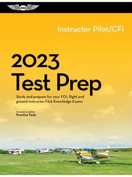 ASA - Instructor Test Prep