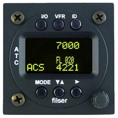 f.u.n.k.e. Transponder TRT800H OLED - Mode A/C/S, serielle Schnittstelle