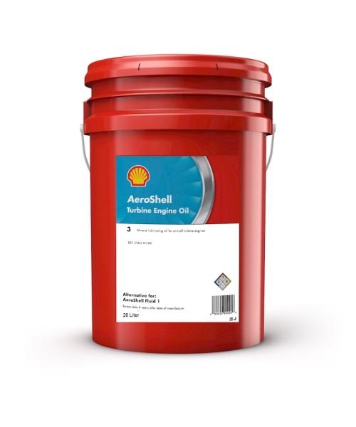 AeroShell Turbine Oil 3 - 20 Liter Kübel