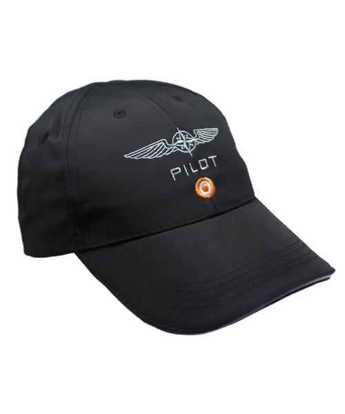PILOT Cap, schwarz