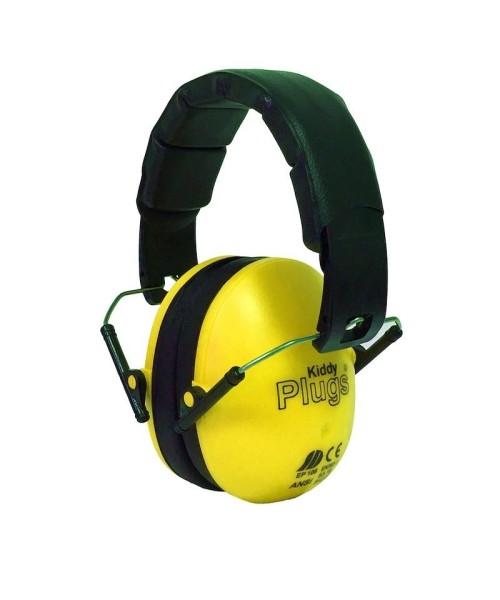 KiddyPlugs - Gehörschutz für Kinder, gelb