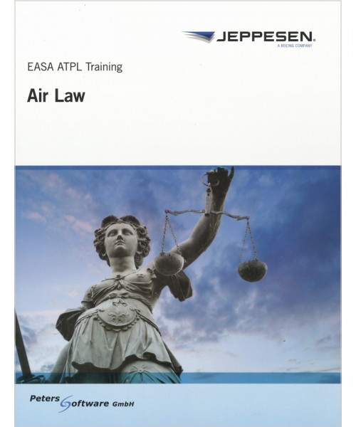 Jeppesen EASA ATPL Training - Air Law