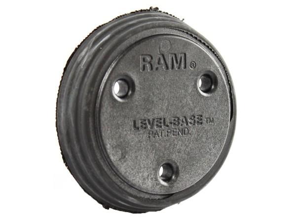 RAM Mounts Verbundstoff-Adapter für runde C-Kugel Basisplatten (1,5 Zoll) - zum Ausgleich von Uneben