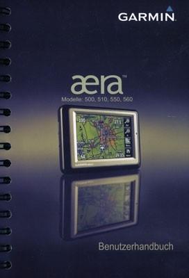Garmin Handbuch (deutsch) - aera 500 / 550