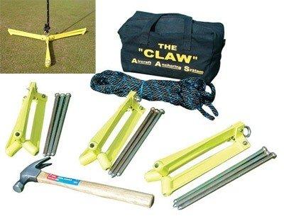 The Claw - Befestigungsystem für Flugzeuge