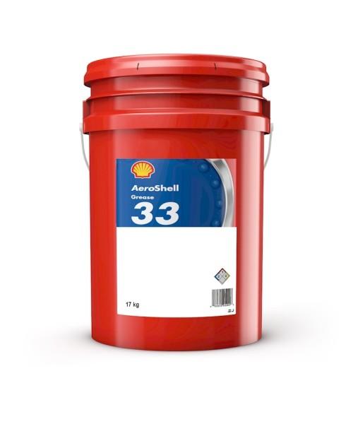 AeroShell Grease 33 - 17 kg Kübel
