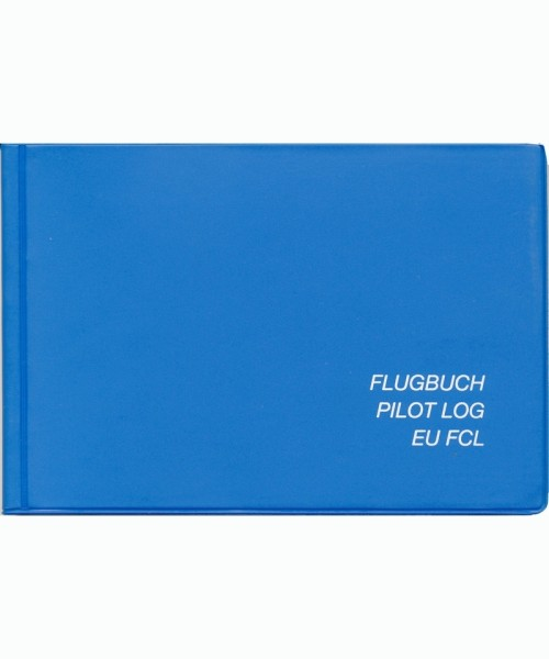 Logbook EU-FCL (Schiffmann) - Softcover, German issue