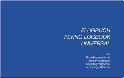 Flugbuch Universal (Schiffmann) - Softcover, ca. 70 Seiten