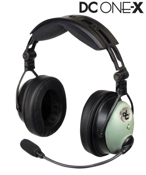 David Clark ONE-X Headset - mit PJ-Steckern (GA)