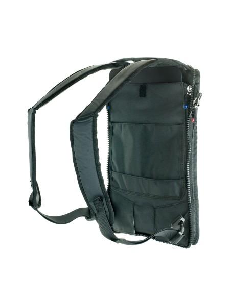 BrightLine Endstück mit Rucksackgurten für B2 und B4 Taschen (KCR) - New FLEX System