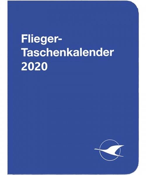 Flieger-Taschenkalender 2020