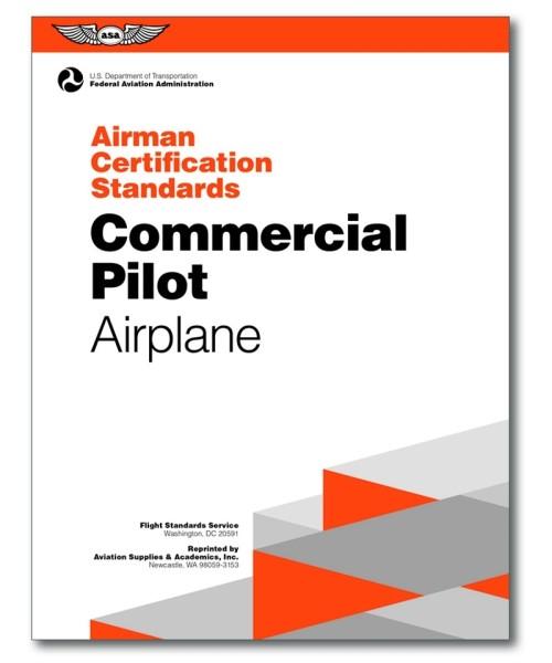 ASA, Airman Certification Standards - Commercial Pilot Airplane