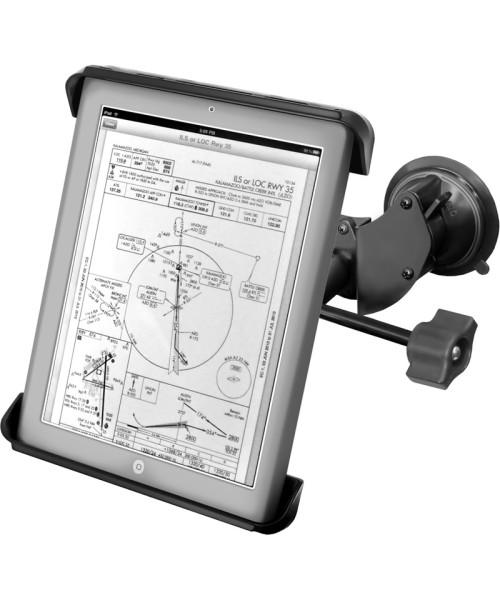 RAM Mounts EFB Doppelsaugfusshalterung Apple iPad mit/ohne Schutzhüllen