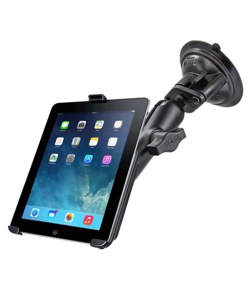 RAM Mounts Saugfusshalterung für Apple iPad 2-4 (ohne Schutzhüllen) - mittlerer Verbindungsarm