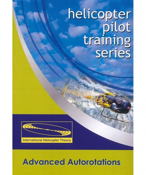 Helicopter Pilot Training Series - Advanced Autorotations, DVD