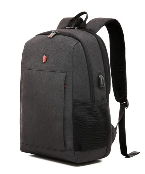 Krimcode Business Formal Backpack - 22.6 lieters volume, dark gray (KBFB22-1NDGM)