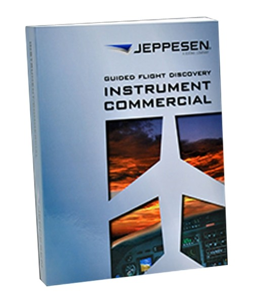 Jeppesen Guided Flight Discovery - Instrument/Commercial Textbook