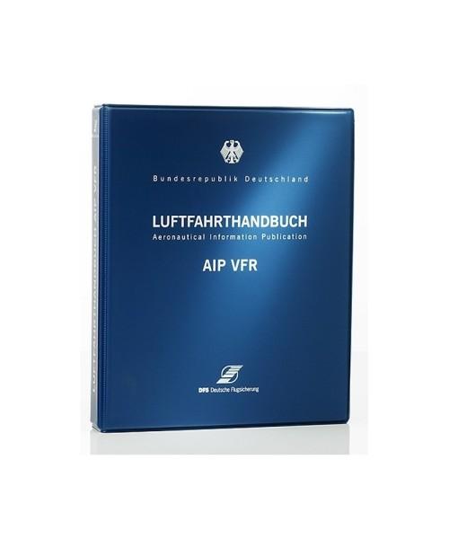 AIP VFR Kunststoffordner (schmal)