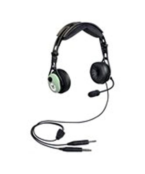 David Clark PRO-2 Headset - passive, Twin Plugs (GA), Model 43106G-01
