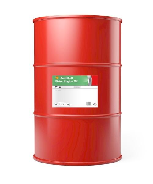 AeroShell Oil W100 - 55 AG Fass (208,2 Liter)