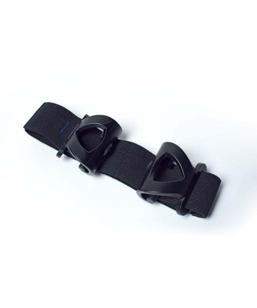 MyClip Multi - verstellbare Kniebretthalterung für Smartphones u. Tablets (3-11 Zoll)