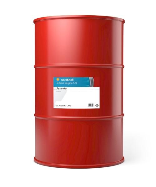 AeroShell Turbine Oil Ascender - 55 AG Fass (208,2 Liter)