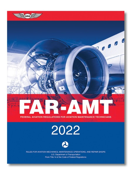 ASA, FAR for Aviation Maintenance Technicians (AMT) - Book