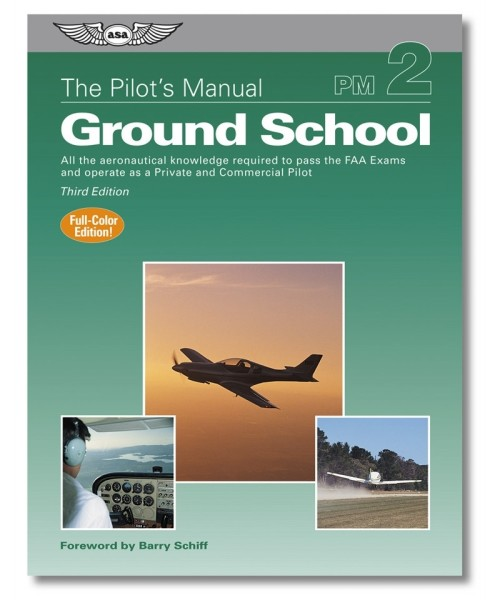 ASA, Private & Commercial, Ground School (Volume 2)