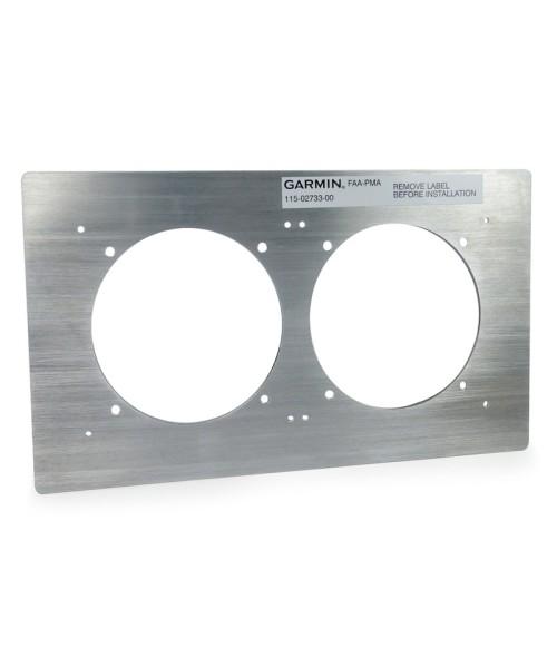 Garmin Adapterplatte (vertieft und ausgespart) - für zwei G5 Geräte