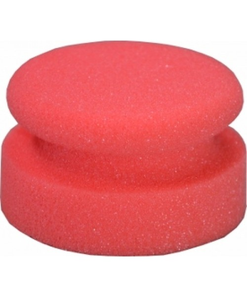 ROTWEISS - Auftragspuck, rot, 90 mm Durchmesser