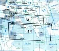 Jeppesen Enroute Chart Europa - E (LO) 13/14