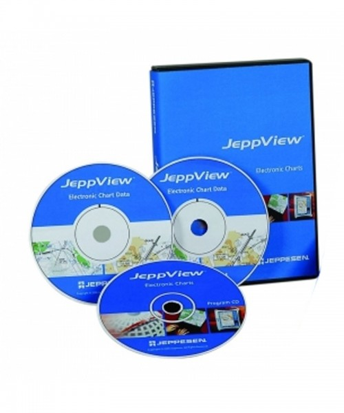 JeppView - Initial Software