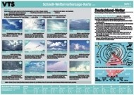 Weather Forecast Chart, Plastic