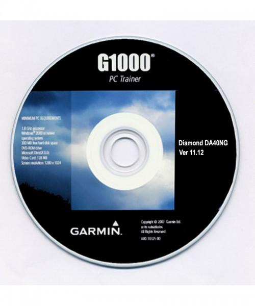Garmin G1000 CBT for Diamond DA40NG (v 11.12)