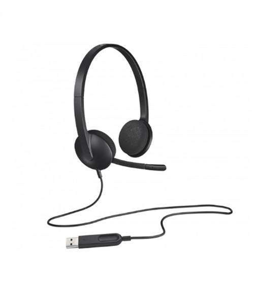 Logitech H340 - USB Computer Headset