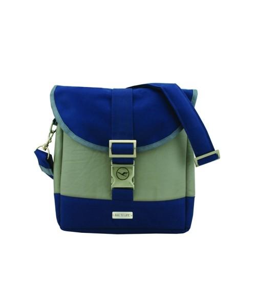 BAG TO LIFE Daybag Business Class - grey/blue
