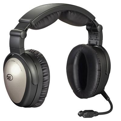Lightspeed Sierra ANR Headset, Batteriefach, PJ St