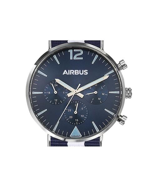 Airbus Montmartre Watch - blue