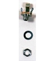 Panel Mount Socket JJO34 - 6,32 mm (PJ055)