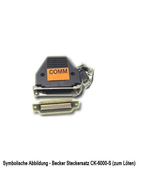 Becker AR42xx/62xx Steckersatz (CK-6000-S) - zum Löten