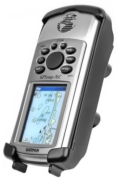 RAM Mounts Gerätehalteschale für Garmin GPSMAP 76/76C/76CSx/96/96C (ohne Schutzhüllen) - Diamond-An
