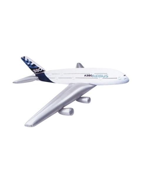 Airbus A380 - aufblasbar, ca. 100 cm lang
