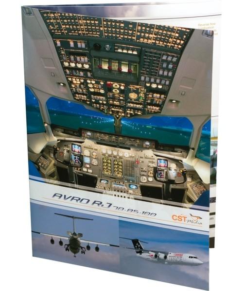 AVRO RJ70/85/100 Foldout