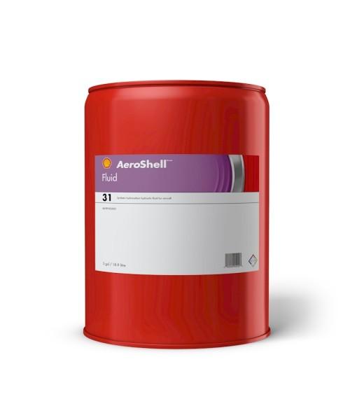 AeroShell Fluid 31 - 5 AG Kübel (18,93 Liter)