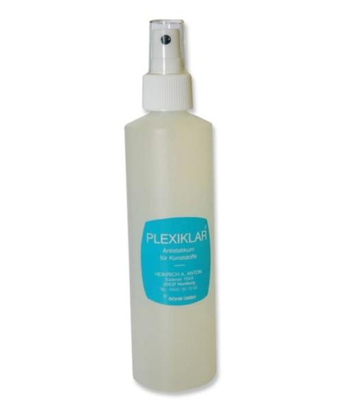 Plexiklar - Reinigungs- und Pflegemittel, Flasche à 250 ml