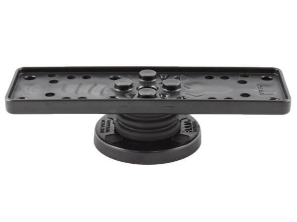 RAM Mounts Verbundstoff-Stoßdämpfer für elektronische Geräte - diverse Lochraster, im Polybeutel