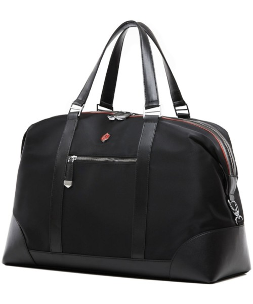 Krimcode Business Attire Duffel Bag - 32.9 liters volume, black (KBAL19-1N0SM)